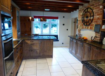 Thumbnail 5 bed semi-detached house for sale in March Road, Friday Bridge, Wisbech