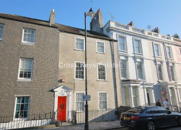 Thumbnail 4 bed maisonette for sale in Durnford Street, Stonehouse, Plymouth