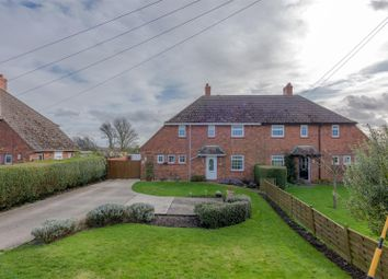 3 bed semi-detached house for sale in Thorpe Bank, Little Steeping, Spilsby PE23