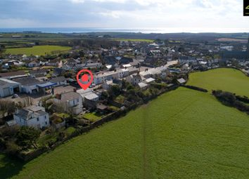 Thumbnail 4 bed detached house for sale in Penzance Road, St. Buryan, Penzance