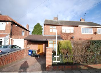 Thumbnail Semi-detached house for sale in Kenton Lane, Kenton, Newcastle Upon Tyne