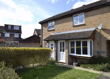 Thumbnail 3 bed semi-detached house for sale in Pentland Place, Thatcham, Berkshire