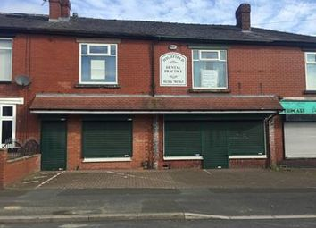 Thumbnail Commercial property for sale in 38 - 40 Highfield Road, Farnworth, Bolton
