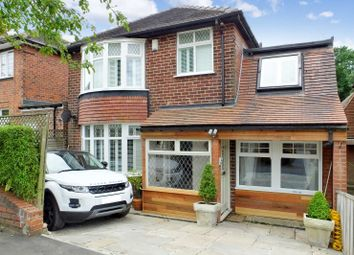 Thumbnail 5 bed detached house for sale in Old Park Road, Beauchief, Sheffield
