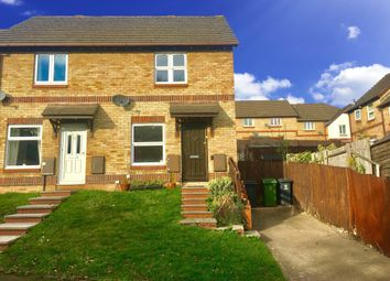 Thumbnail 2 bed semi-detached house to rent in Heol Y Cadno, Thornhill, Cardiff