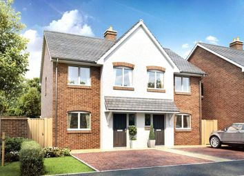 Thumbnail 2 bed semi-detached house for sale in Christine Way, Powick, Worcester, Worcestershire
