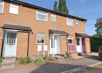 Thumbnail 2 bed terraced house for sale in Mablowe Field, Wigston