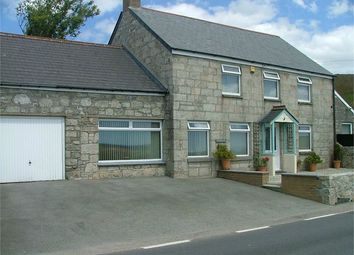 Thumbnail 4 bed detached house for sale in High Street, St Austell, Cornwall