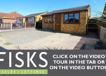 2 bed detached bungalow for sale in Keer Avenue, Canvey Island SS8