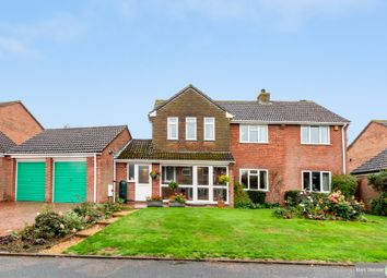 Thumbnail 5 bed detached house for sale in Sunningdale, Amington, Tamworth