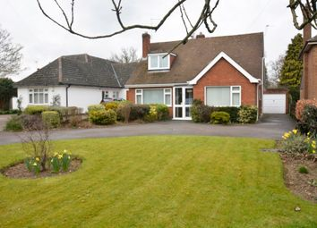Thumbnail 2 bed detached bungalow to rent in Sapcote Road, Burbage, Leicestershire