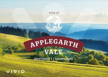 Thumbnail 3 bed end terrace house for sale in Applegarth Vale, Grayshott, Hindhead