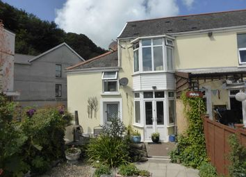 Thumbnail 2 bed terraced house for sale in Borough Road, Combe Martin, Ilfracombe