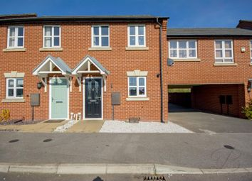 2 bed terraced house for sale in East Street, Warsop Vale, Mansfield NG20