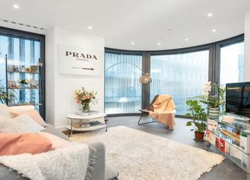 Thumbnail 2 bed flat for sale in The Lexicon, Chronicle Tower, City Road, Old Street, London