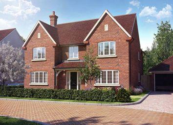 "Thumbnail 5 bedroom detached house for sale in ""Wren House"" at Dollicott, Haddenham, Aylesbury"