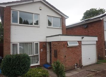 Thumbnail 3 bed detached house to rent in Elm Bank Grove, Birmingham