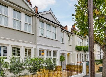 Grosvenor Avenue, London SW14. 3 bed terraced house