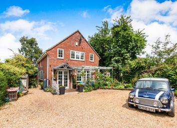 Thumbnail 3 bedroom detached house for sale in Newnham, Hook, Hampshire