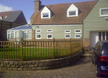 Thumbnail 4 bed detached house for sale in Bragbury Lane, Stevenage