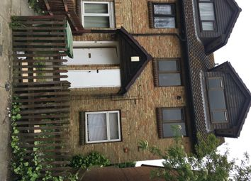 Thumbnail 2 bed flat to rent in Haldane Road, Thamesmead