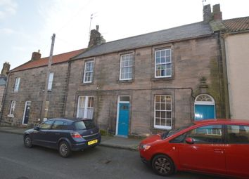Thumbnail 4 bed terraced house for sale in Middle Street, Spittal, Berwick Upon Tweed, Northumberland