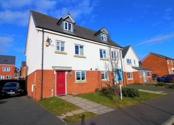 Thumbnail 4 bed semi-detached house for sale in Beacon Green, Skelmersdale