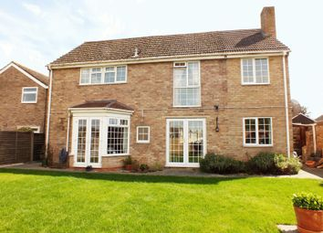 Thumbnail 4 bedroom detached house for sale in Benmead Road, Kidlington