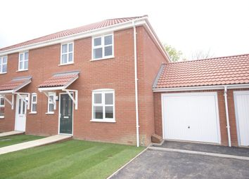 Thumbnail 3 bed semi-detached house to rent in Palomino Drive, Downham Market