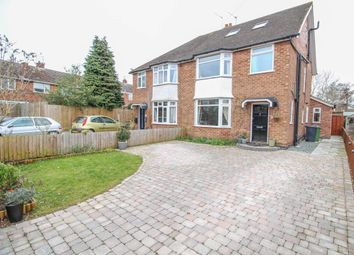Thumbnail 4 bed semi-detached house for sale in Kinross Road, Leamington Spa