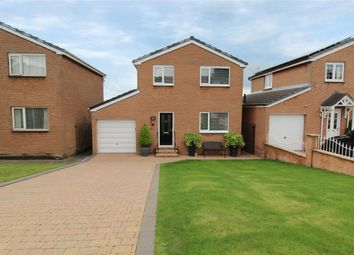 Thumbnail 3 bed detached house for sale in 18 Canny Croft, Penrith, Cumbria