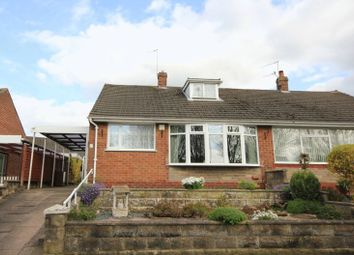 Thumbnail 2 bed semi-detached bungalow for sale in Danehill Grove, Stoke-On-Trent