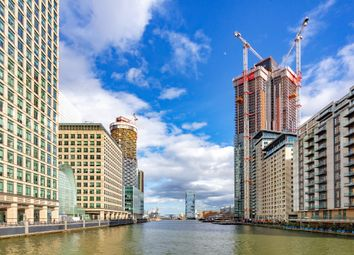 Thumbnail 2 bed flat to rent in Discovery Dock East, Canary Wharf, London