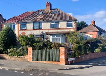Thumbnail 3 bed semi-detached house for sale in Littlemoor Road, Preston, Weymouth