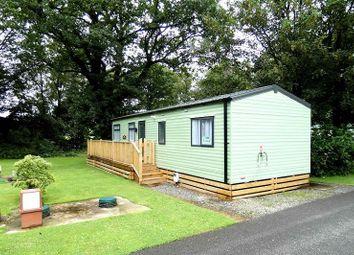Thumbnail 2 bedroom lodge for sale in Carnaby Oakdale, Ingmire Caravan Park, Marthwaite, Sedbergh