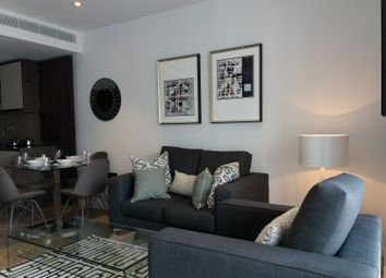 Thumbnail 1 bed flat to rent in 4 Circus Road, London