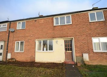 Thumbnail 2 bed terraced house for sale in Biscop Crescent, Newton Aycliffe