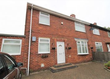 Thumbnail 2 bed semi-detached house for sale in Suffolk Gardens, Wallsend