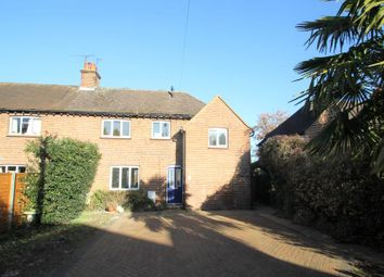 Thumbnail 3 bed semi-detached house to rent in Thompsons Close, Pirbright, Woking