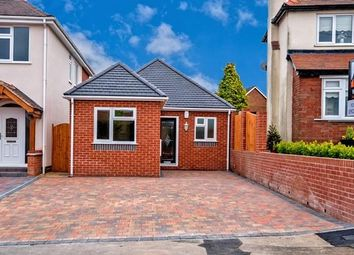Thumbnail 3 bed detached bungalow for sale in Littlewood Road, Cheslyn Hay, Walsall