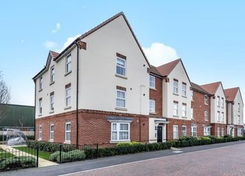 Thumbnail 2 bed flat for sale in Smith Court, Wallingford, Oxfordshire