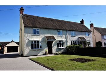 Thumbnail 3 bed semi-detached house for sale in Worcester Road, Inkberrow