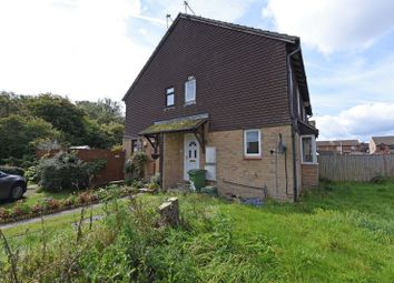 Thumbnail 2 bed terraced house for sale in Willow Tree Glade, Calcot, Reading