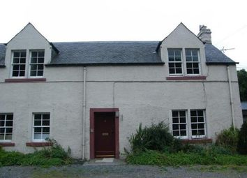Thumbnail 2 bed semi-detached house to rent in Galashiels