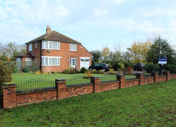 Thumbnail 3 bed detached house for sale in Alford Road, Bilsby, Alford