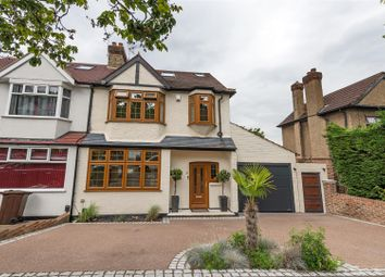 Thumbnail 4 bed semi-detached house for sale in Larkshall Crescent, London