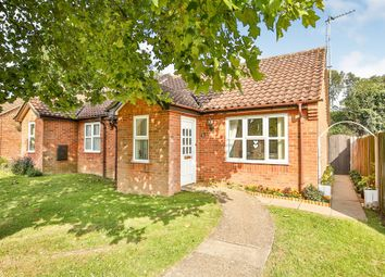 Thumbnail 2 bed semi-detached bungalow for sale in Northwell Place, Northwell Pool Road, Swaffham