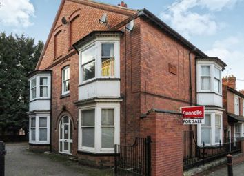 Thumbnail 3 bedroom flat for sale in Gotham Street, Off London Road, Leicester