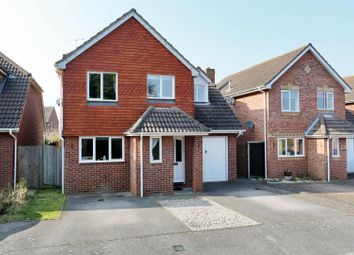 Thumbnail 4 bed detached house for sale in Hever Place, Sittingbourne