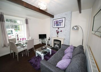 Thumbnail 1 bed terraced house to rent in Haworth Road, Crossroads, Keighley